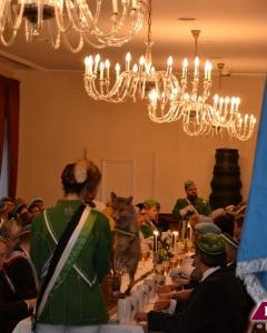 Stiftungsfest Landsmannschaft Schloß Corvey